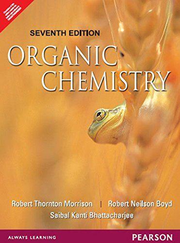 MORRISON AND BOYD ORGANIC CHEMISTRY-Download Free PDF - Edu
