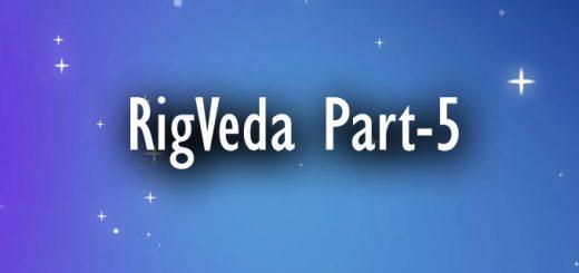 RigVeda Part-5