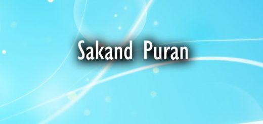 Sakand Puran